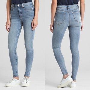 GAP | Soft Wear High Rise True Skinny Jeans